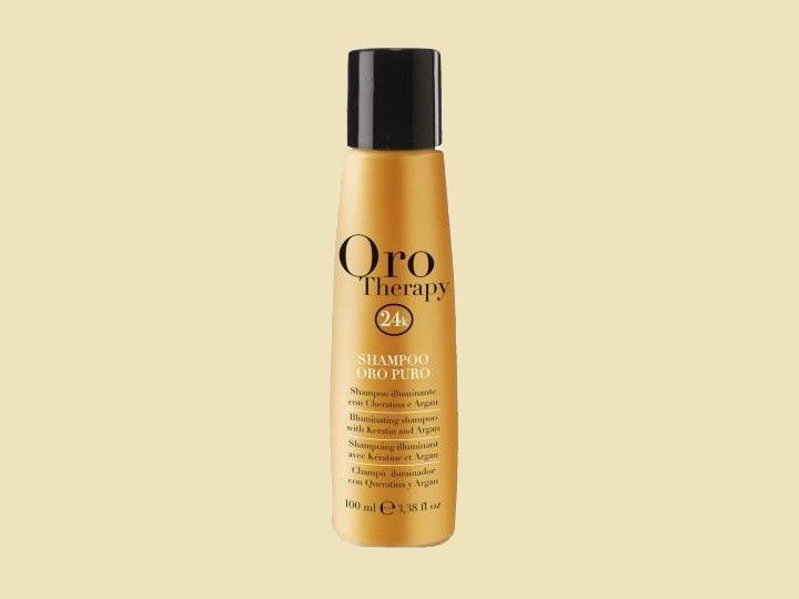 shampoo oro puro fanola