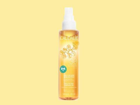 Olio Solare Abbronzante SPF30 Caudalie