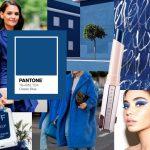 Truccati di Classic Blue: il colore 2020 secondo Pantone