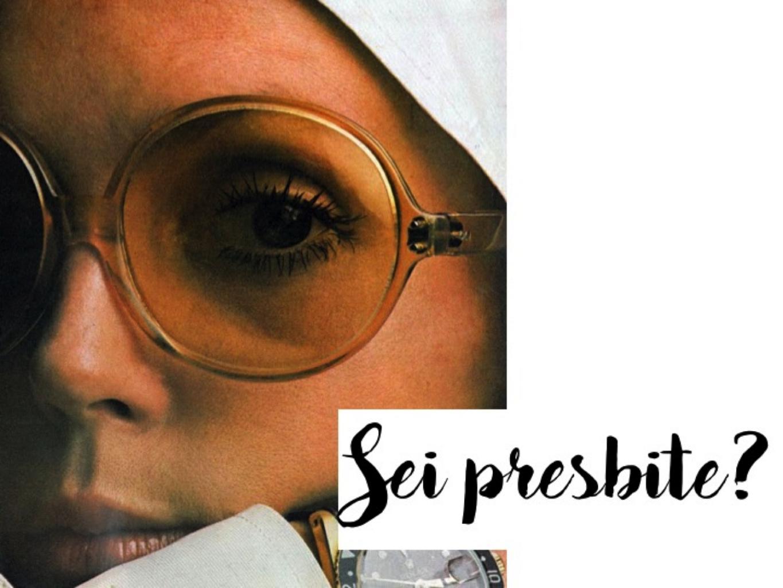 trucco occhiali presbite