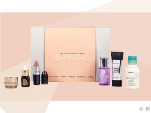 Cover My Little Beauty Box Back to School