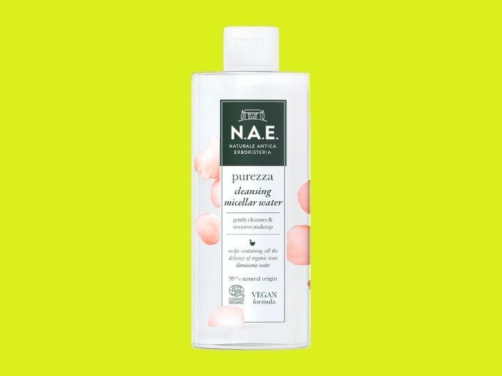Acqua micellare delicata purezza NAE