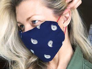mascherina con bandana