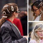 Streetstyle capelli: la testa è tutta un fermaglio