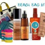 Cosa mettere nella borsa da spiaggia?