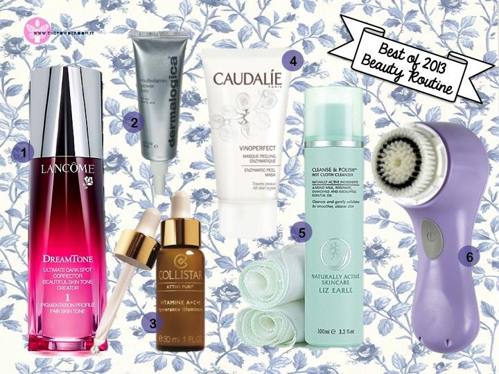 Best of 2013: ecco i prodotti top per la Beauty Routine