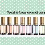 Oltre il solito bianco con i nuovi Les Blancs Color Riche di L'Oreal Paris
