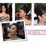 Retrò: i look ispirati al passato arrivano a Cannes