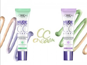 Sono arrivate le CC Cream di L'Oreal!