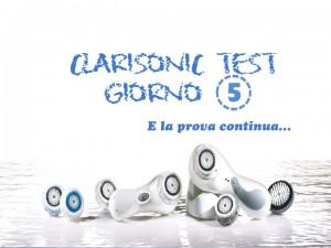 Clarisonic test: effetti dopo 5 giorni...