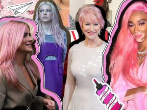capelli rosa ferragni euphoria