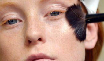 come nascondere i pori dilatati con il makeup