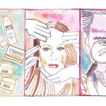 #Bloody50 e i segreti del dermatologo anti-age