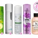 Provati per voi: ecco i migliori dry shampoo