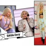 Lady Gaga in versione Versacizzata? Ci piace!