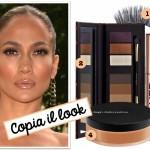 Trucco superabbronzato come Jennifer Lopez