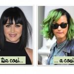 A volte peggiorano: l'inspiegabile cambio di look di Katy Perry