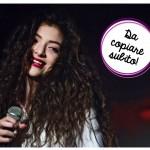 Copia il look di Lorde al festival di Coachella