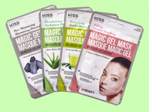 magic gel mask kiss