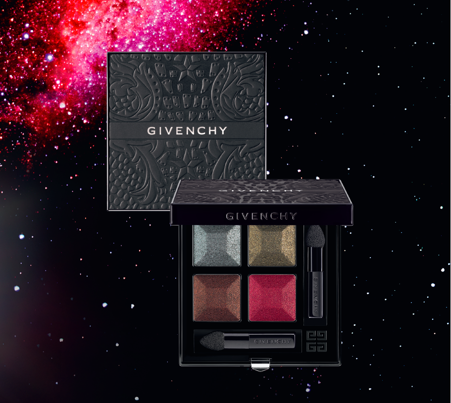 midnight skies palette ombretti givenchy
