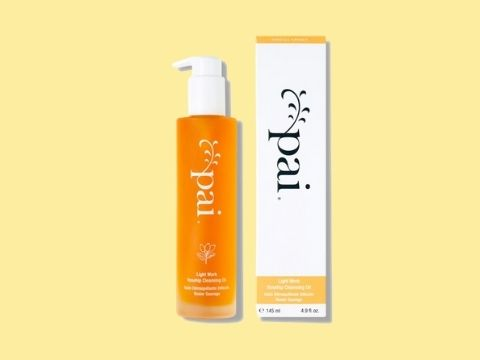 Light Work Rosehip Cleansing Oil Pai Skincare