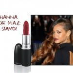 Finalmente esce Ri.Ri, il rossetto di Rihanna per M.A.C