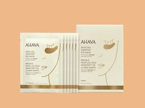 Eye Mask AHAVA