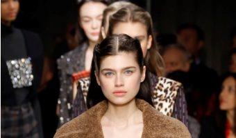Trend capelli MFW 2018: il ritorno del torchon (e affini)