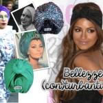 Trend alert: il trucco più adatto al turbante e le celeb che lo portano meglio
