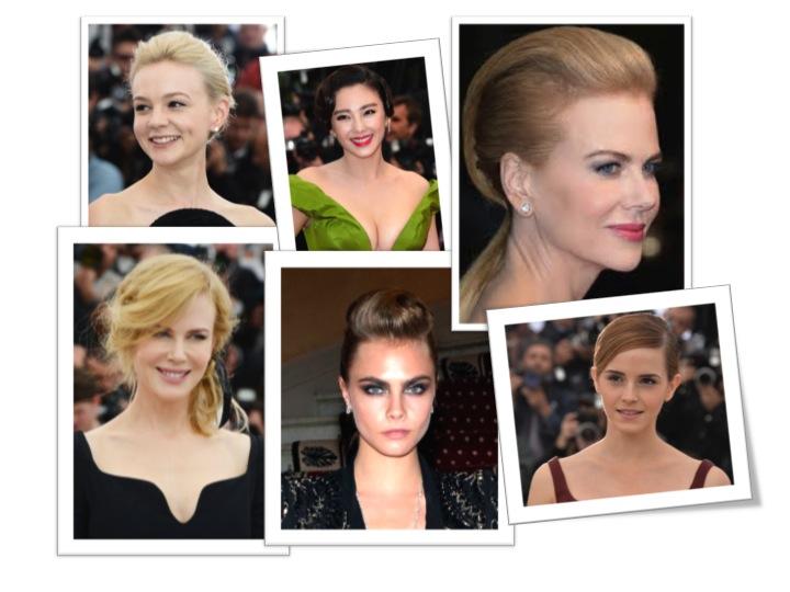 """Cannes 2013: le migliori """"raccolte"""" sul red carpet"""